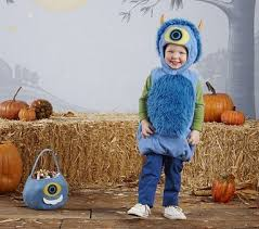 Blue Monster Halloween Costume 241 Parties Monster Images Birthday Party