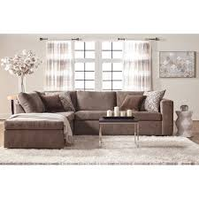 Upholstery Sectional Sofa Serta Upholstery Angora Casual Contemporary Sectional Sofa With