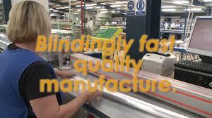 stevens scotland ltd window blinds manufacturer youtube