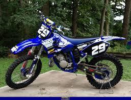 1997 yamaha yz 125 pics specs and information onlymotorbikes com