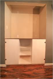 Home Depot Cabinet Paint Creating Custom Built In Cabinets The Home Depot