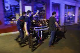borough market stabbing seven dead after terror attack in london wsj