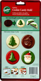 wilton christmas and holiday candy molds candyland crafts