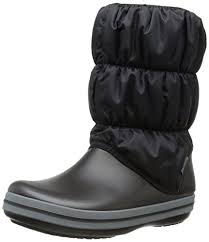 womens winter boots at target amazon com crocs s winter puff boot boots