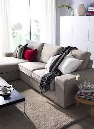 Kivik Armchair Kivik Sofa Bedroom Shabby Chic Style With Wall Mounted Tv