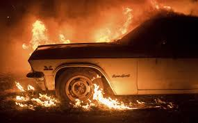 Wild Fires In Canada July 2017 by Thousands Flee Wildfires Burning In The Us And Canada Kdow Am