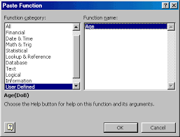 vba tips build an excel add in