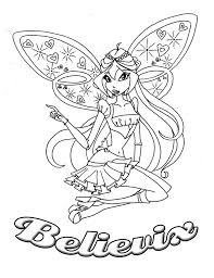 winx coloring pages coloring pages wallpaper