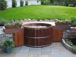 Jacuzzi Spas Conventional Tubs U0026 Spas U0026 Pricing Maine Cedar Tubs