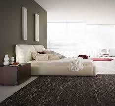 Rossetto Bedroom Furniture Rossetto Platform Bed Mirror Wall Unit Dresser Tv Unit