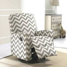 black and white recliner slipcover 129 black and white rocker