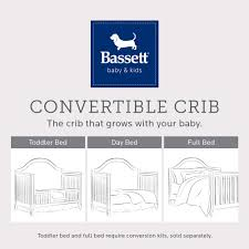 cribs that convert 4 in 1 convertible baby crib oak finish