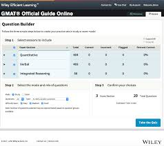 gmat news the wiley efficient learning platform has arrived