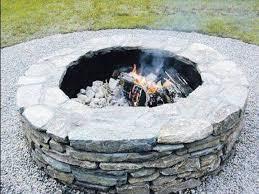 feuerstelle selber bauen feuerstelle im garten selber bauen