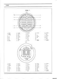 ford galaxy mk2 central locking wiring diagram schematics and
