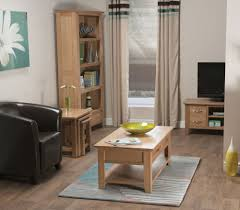 Wooden Living Room Sets Decorating Your Home With Oak Living Room Furniture Doherty