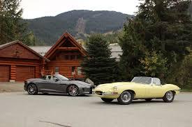 jaguar d type pedal car final drive 1968 jaguar e type autotrader ca