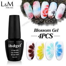 online get cheap gel nail flowers aliexpress com alibaba group