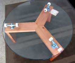 skateboard table 9 steps with pictures