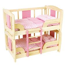 doll u0027s bunk bed pintoy