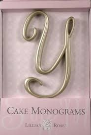 lillian cake topper t monogram wedding cake topper by lillian small gold sale