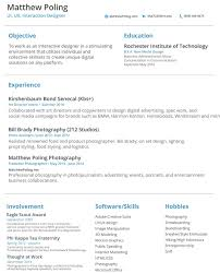 Sample Resume Objectives For Graphic Design by Ux Designer Resume Sample Free Resume Example And Writing Download