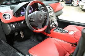 mercedes mclaren red 2008 mercedes benz slr mclaren fusion luxury motors