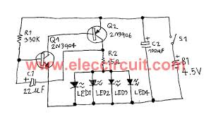 circuit for reducing led current