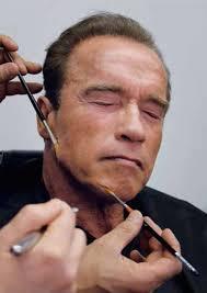 Terminator Halloween Makeup Terminator Face Makeup Kit Mugeek Vidalondon