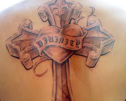 25 unbelievably cool cross on back