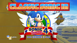 sonic 4 episode 2 apk classic sonic in sonic 4 episode 2 release trailer
