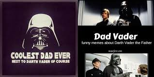 Fathers Day Memes - happy father s day darth vader friday frivolity link party munofore
