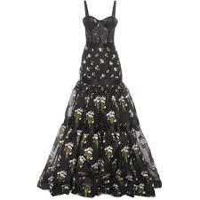 alexander mcqueen unique and glamorous dresses