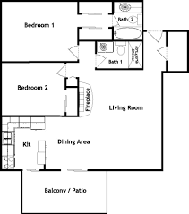 floor plan for two bedroom apartment gallery architectural plan of trends and incredible floor for two