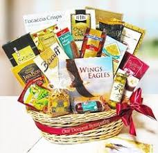 bereavement gift baskets sympathy and prayers bereavement gift basket of gourmet foods