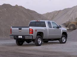chevrolet silverado 2500 hd ltz extended cab 2007 pictures