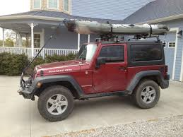 jeep kayak trailer wrangler kayak rack page 2 irv2 forums