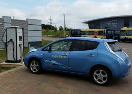 nissan leaf journey planner where to charge your car i travel york
