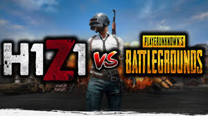pubg vs h1z1 player unknown battlegrounds vs h1z1 best review on youtube