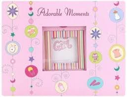 baby girl scrapbook album archies scrapbook album for baby pink online shopping