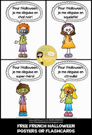 french interactive halloween activities a selection of french