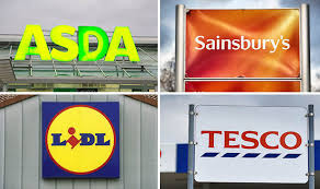 what are the supermarket opening times on monday bank holiday