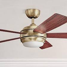 Ls Plus Ceiling Fans With Lights Brass Antique Brass Ceiling Fans Ls Plus