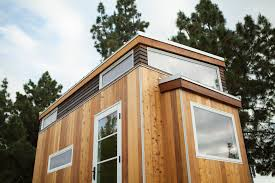 solar powered tiny house makes a cool backyard office curbed