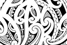 tribal tattoo flash designs