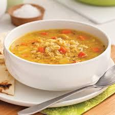 recettes de cuisine indienne soupe d orge et lentilles à l indienne recettes cuisine et