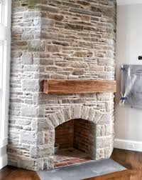 Count Rumford Fireplace by Fireplaces New England Stoneworks Chatham Ma