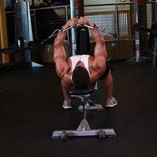 Chest Flat Bench Press How To Get That Chest Outline Quora