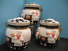 italian canisters kitchen fat italian chef kitchen decor 3d italian fat chef canister set
