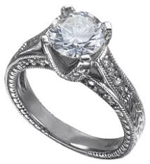 palladium engagement rings palladium diamond rings engagement ring